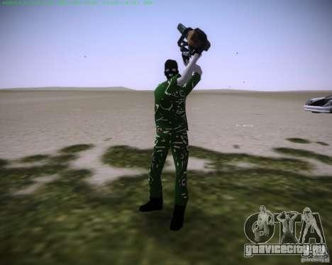 Скин Спецназовца для GTA Vice City третий скриншот