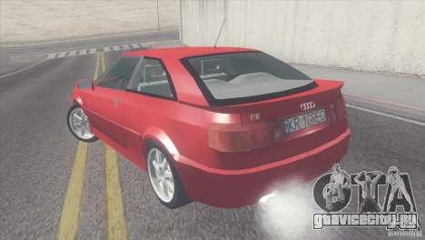 Audi S2 для GTA San Andreas вид слева