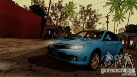 SA Beautiful Realistic Graphics 1.4 для GTA San Andreas