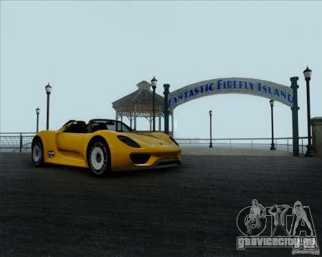 ENBSeries by slavheg v3 для GTA San Andreas шестой скриншот