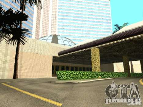 Новые текстуры для казино Pirates in Mens для GTA San Andreas второй скриншот