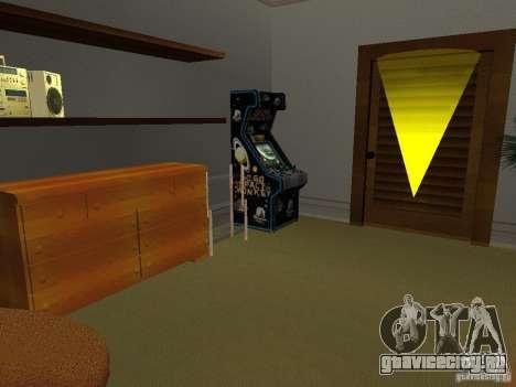 Новый гардероб для GTA San Andreas четвёртый скриншот
