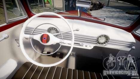 Chevrolet Special DeLuxe 1941 для GTA 4 вид сверху