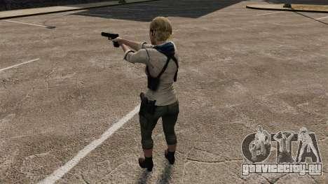 Шерри Биркин для GTA 4 пятый скриншот