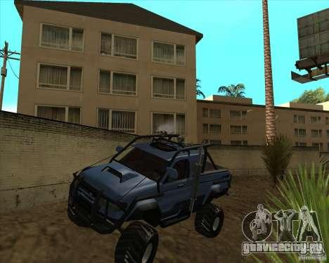 УАЗ 2760 для GTA San Andreas