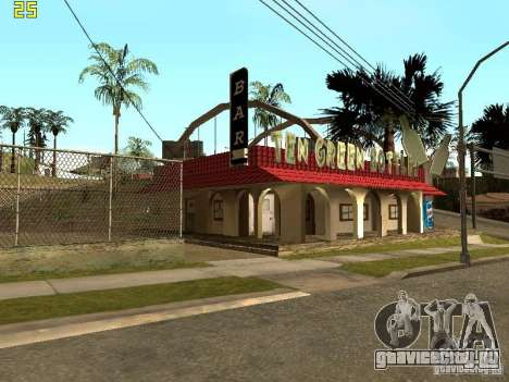 New Bar Ganton v.1.0 для GTA San Andreas второй скриншот
