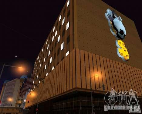 Real New Vegas v1 для GTA San Andreas шестой скриншот