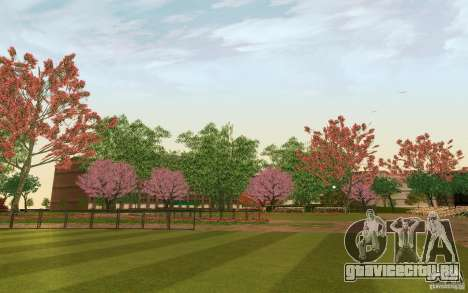 Project Oblivion 2010 Sunny Summer для GTA San Andreas пятый скриншот