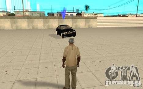 007 car для GTA San Andreas третий скриншот