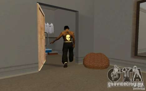 Hollywood Undead Tatoo для GTA San Andreas второй скриншот