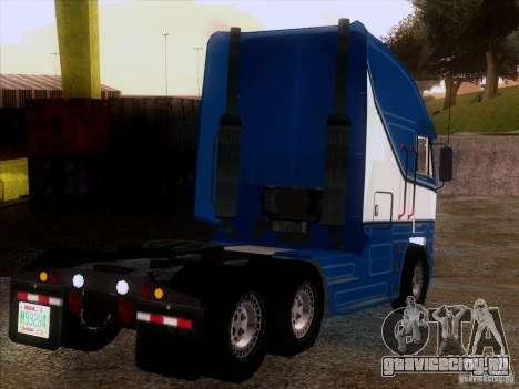 Freightliner Argosy Skin 1 для GTA San Andreas вид справа