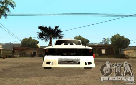 ИЖ 27151 для GTA San Andreas вид справа