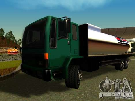 DFT-30 c Цистерной для GTA San Andreas