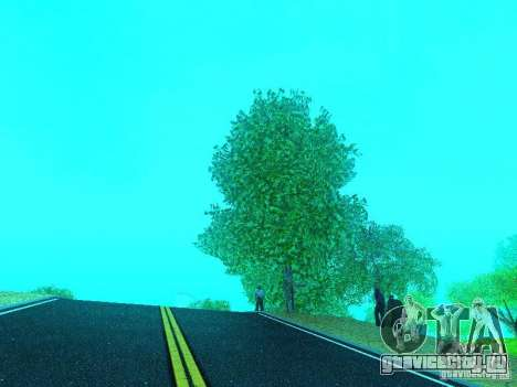 Новый Color Mod для GTA San Andreas пятый скриншот