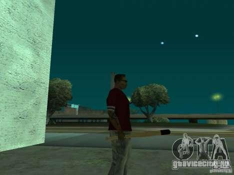Бита HD для GTA San Andreas четвёртый скриншот