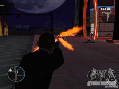 Близкое прицеливание для GTA San Andreas