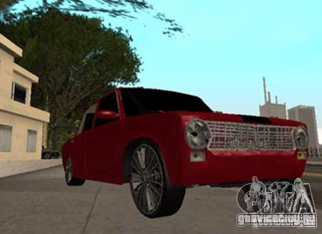 ВАЗ 2101 Drag для GTA San Andreas