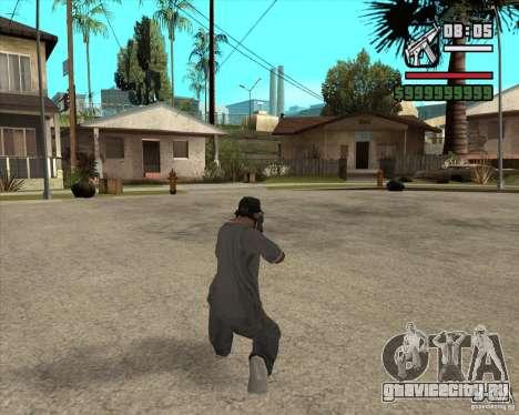 MP5 AGOG для GTA San Andreas третий скриншот