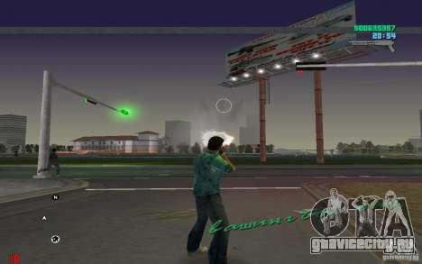 Бесконечные патроны для GTA Vice City второй скриншот