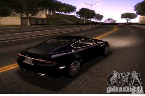 Graphic settings для GTA San Andreas второй скриншот