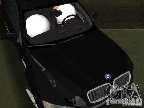 BMW X6M для GTA Vice City вид сбоку
