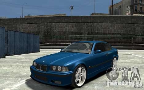 BMW M3 E36 v1.0 для GTA 4 вид слева