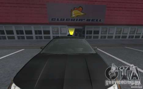 Saturn Ion Quad Coupe для GTA San Andreas колёса