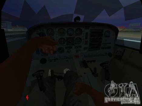 CT-4E Trainer для GTA San Andreas вид сзади