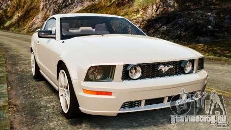 Ford Mustang GT 2005 для GTA 4