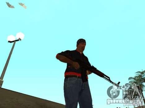 Реальная смерть для GTA San Andreas третий скриншот