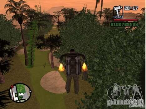 Project Oblivion 2007 для GTA San Andreas четвёртый скриншот