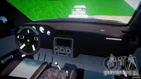 Dodge Ram 3500 2010 Monster Bigfut для GTA 4 вид сверху