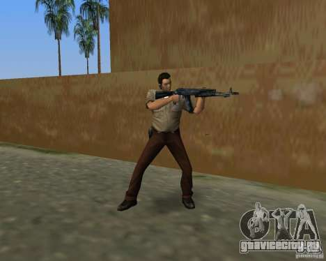 Пак оружия из S.T.A.L.K.E.R. для GTA Vice City девятый скриншот