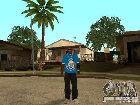 Майка Зенит для GTA San Andreas второй скриншот