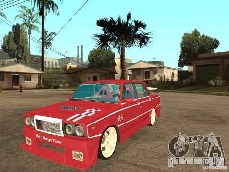 ВАЗ 2107 Sparky для GTA San Andreas