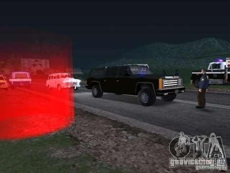 Police Post для GTA San Andreas