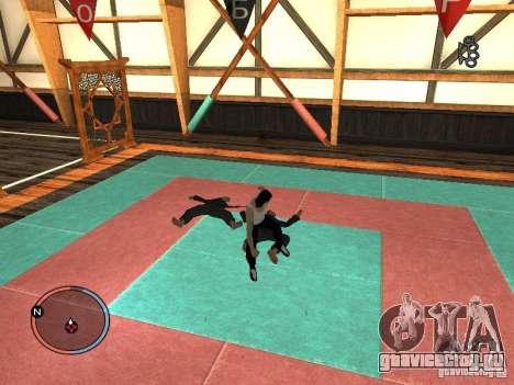 Скин Брюса Ли для GTA San Andreas шестой скриншот