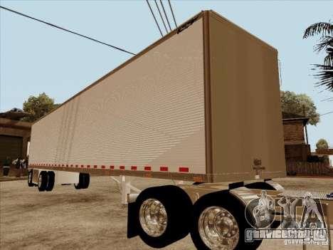 Прицеп к Peterbilt 379 Custom для GTA San Andreas