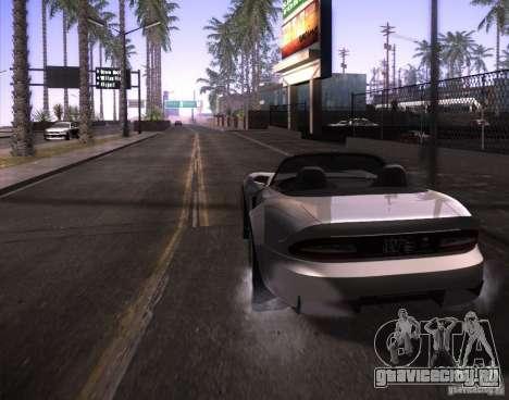 ENBSeries для Ultra Pack Vegetetions для GTA San Andreas восьмой скриншот