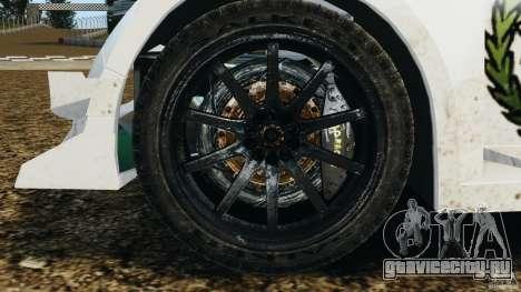 Colin McRae KING Rallycross для GTA 4 вид сзади