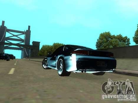 Mitsubishi 3000GT для GTA San Andreas вид слева