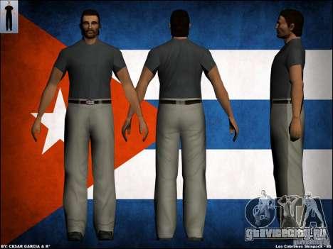 La Cosa Nostra mod для GTA San Andreas второй скриншот