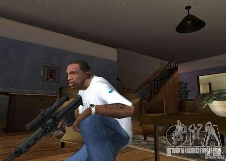 СВУ для GTA San Andreas второй скриншот