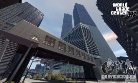 World Trade Center для GTA 4 второй скриншот