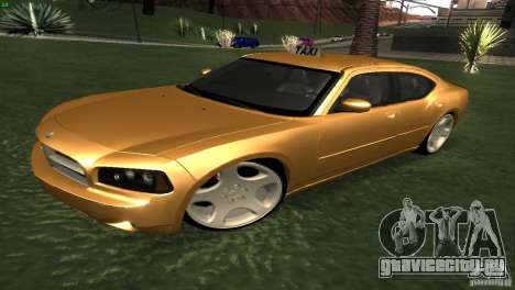 Dodge Charger SRT8 Re-Upload для GTA San Andreas