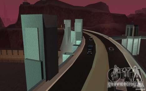 Новая дамба для GTA San Andreas второй скриншот