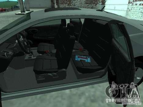 Saturn Ion Quad Coupe 2004 для GTA San Andreas вид сбоку