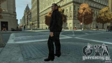 Metal Clothes Pack для GTA 4 второй скриншот