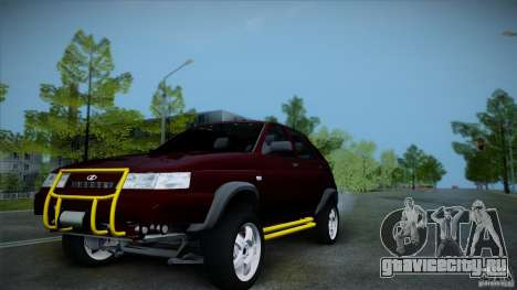 ВАЗ 4х4 Тарзан для GTA San Andreas