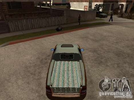 ВАЗ 2170 Пикап для GTA San Andreas вид справа